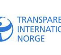 Transparency International Norge logo